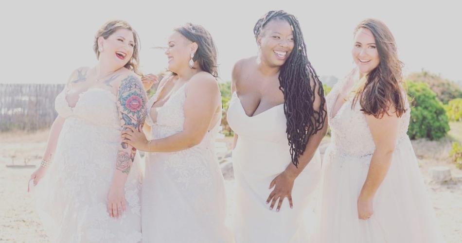 Image 1: Just Curves Bridal