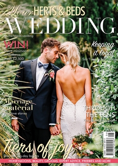 Your Herts and Beds Wedding magazine, Issue 80