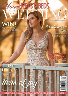 Issue 85 of Your Herts and Beds Wedding magazine