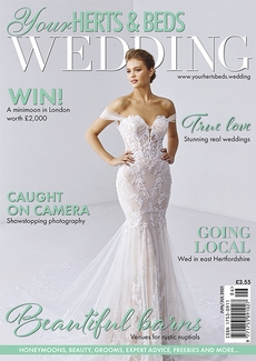 Issue 86 of Your Herts and Beds Wedding magazine