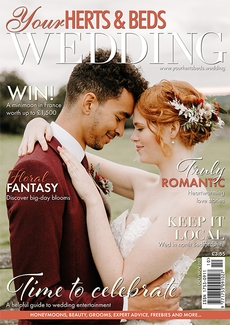Issue 88 of Your Herts and Beds Wedding magazine