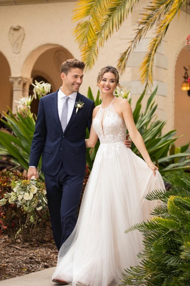 Stunning dress available at Oliver's Bridal & Formalwear Ltd