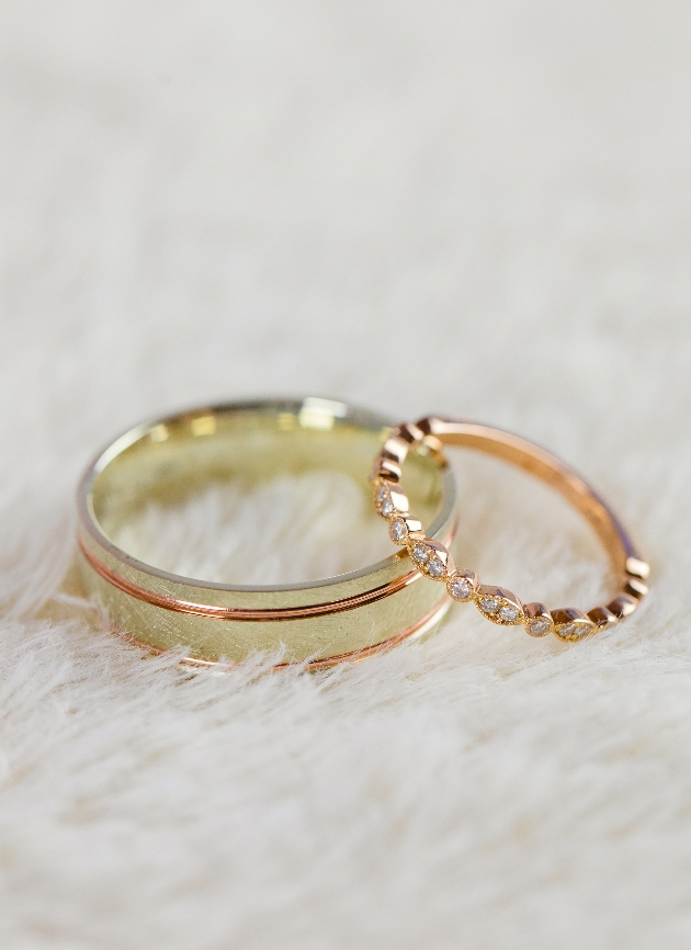 Check out these stunning rings created by Jodie Gearing Bespoke Jewellery Design